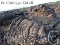 La conformazione della lava dell'Etna...  - Zafferana etnea (1470 clic)