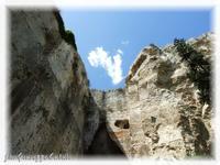 Orecchio di Dionisio Particolare dell'Orecchio di Dionisio  - Siracusa (3083 clic)