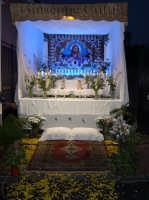 Altarino durante il Corpus Domini a San Giovanni la Punta  - San giovanni la punta (7413 clic)