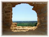 Mare Il mare visto dalla Valle dei Templi  - Agrigento (2009 clic)