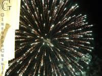 Fuochi d'artificio durante la festa di San Giovanni  - San giovanni la punta (3189 clic)