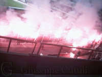 Coreografie stadio Cibali  - Catania (5287 clic)