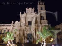 Piazza Duomo durante le festività Natalizie...  - Acireale (4747 clic)