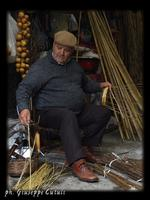 Panaru Intrecciare i cestini di vimini  - Nicolosi (7990 clic)