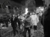 Offerta cera a Sant'Agata (Monocromatico)  - Catania (2112 clic)