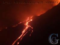 Attività effusiva del vulcano 19-11-2006  - Milo (3284 clic)