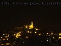 Chiesa madre di Trecastagni in notturna  - San giovanni la punta (1943 clic)
