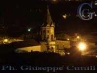 Santuario di Trecastagni in notturna visto dall'alto  - Trecastagni (2432 clic)