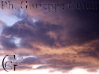 Cielo nuvoloso su San Giovanni la Punta  - San giovanni la punta (1815 clic)