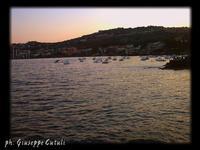 Vista dal Porto  - Capo mulini (4367 clic)