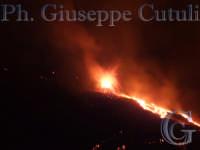 Eruzione del vulcano Etna 24-11-2006  - Etna (1814 clic)