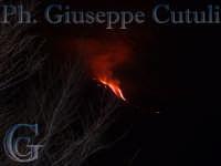 Eruzione del vulcano Etna 24-11-2006  - Etna (1842 clic)
