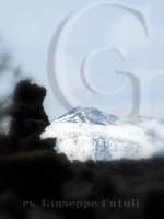 Un particolare del vulcano.  - Etna (3525 clic)