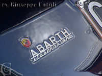Marchio Abarth su Fiat 500.  - Bronte (3057 clic)