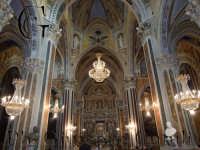 Spettacolare interno della Chiesa di Custonaci  - Custonaci (5934 clic)