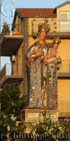 Sacra Processione del simulacro della Vergine Maria sotto il titolo delle Grazie.  - San giovanni la punta (2250 clic)