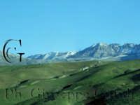 Splendido paesaggio ENNA Giuseppe Cutuli
