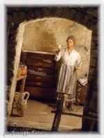 Presepe... Scorcio del Presepe tradizionale  - Caltagirone (2170 clic)