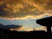 Tramonto e riflesso sulle nuvole del 31-12-2006  - San giovanni la punta (1834 clic)