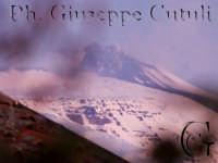 L'Etna all'alba del nouvo anno 2007  - San giovanni la punta (2049 clic)