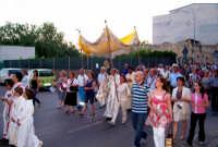 La processione conclude il giro nella zona nord della città   - Catenanuova (7604 clic)
