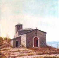 SANTUARIO DI MONTE SCALPELLO, OLIO SU TELA   - Catenanuova (4183 clic)