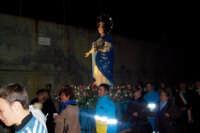 Scorcio della processione nella zona nord della città  - Catenanuova (4627 clic)