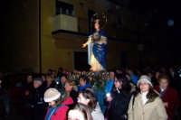 momento della processione e recita del Santo Rosario in onore a Maria SS Imacolata  - Catenanuova (5417 clic)