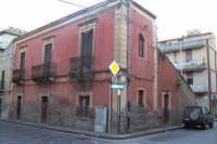 Palazzo Lentini costruito verso il 1870 e situato in via Principe Umberto a Catenanuova   - Catenanuova (3407 clic)
