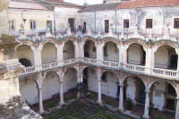 ISTITUTO STATALE D'ARTE DI CATANIA, CARTILE D'INGRESSO CON LOGGIA E TERRAZZA, ANNO DI COSTRUZIONE 1687  - Catania (7291 clic)