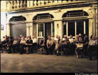 attesa durante la festa del patrono di Ragusa, San Giovanni Battista RAGUSA Francesco Macaluso