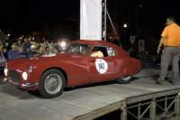31 Maggio 06 - Partenza Targa Florio, gara di regolarita' PALERMO Francesco Macaluso