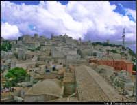 Vista di Erice dal campanile  - Erice (3700 clic)