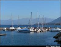 barche nel porto  - San nicola l'arena (4262 clic)