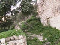 antica scalinata che porta alla chiesa di S.Lucia  - Scicli (6140 clic)