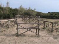 sentiero conducente alla foce del fiume irminio  - Donnalucata (2660 clic)