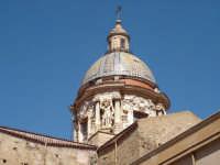 la magnifica cupola in maiolica,sita in pieno centro storico nel mercato di ballaro'  - Palermo (5632 clic)