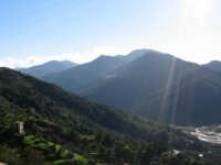 Panorama verso il torrente Mela (2)  - Santa lucia del mela (4804 clic)