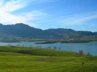 Panorama lago di Piana degli Albanesi PIANA DEGLI ALBANESI Patrizia  M.