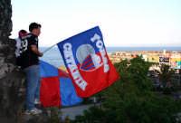 Festeggiamenti per la promozione del Catania in serie A. Tifosi in festa.  - Catania (2077 clic)