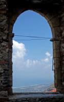 Panorama del litorale tirrenico da San Marco D'Alunzio.  - San marco d'alunzio (4283 clic)