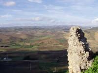 Vista dal castello  - San michele di ganzaria (3539 clic)
