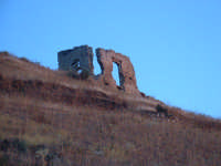 Ruderi castello  - San michele di ganzaria (3983 clic)