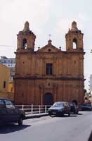 Chiesa di San Francesco di Paola  - Agrigento (8542 clic)