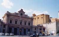 Stazione ferroviaria di Agrigento  - Agrigento (10605 clic)