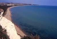 Capo Bianco - Agrigento  - Realmonte (8823 clic)