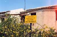 Casa di Pirandello a Villaseta  - Agrigento (8709 clic)