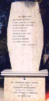 Casa di Pirandello a Villaseta - Lapide del centenario  - Agrigento (6758 clic)