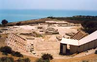 Teatro Greco di Eraclea Minoa  - Eraclea minoa (4732 clic)