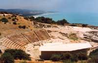 Teatro Greco di Eraclea Minoa  - Eraclea minoa (5682 clic)